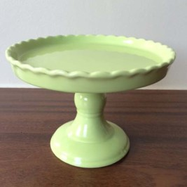 Suporte verde limão P