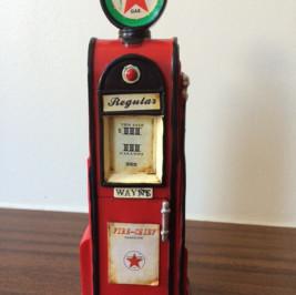 Bomba combustível resina vermelha