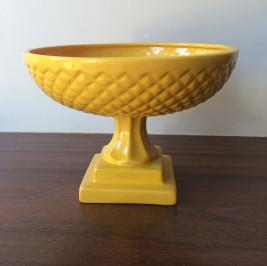 Bowl bico de jaca amarelo