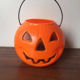 Abóbora Halloween G laranja