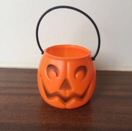 Abóbora Halloween P laranja