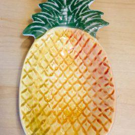 Bandeja Abacaxi Amarela