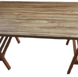 Tampo mesa madeira 1,80m