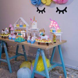 Unicórinio Oui Cupcakes
